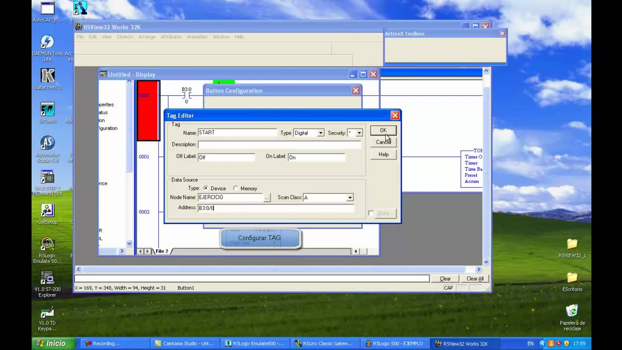 Rsview32 key generator