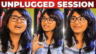 Cover images Shakthisree Gopalan - Unplugged Musical Session | A. R. Rahman | Yuvan Shankar Raja
