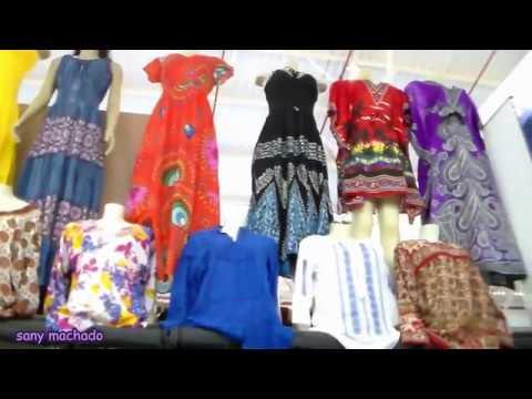 b049942b1a FEIRINHA DA CONCÓRDIA Roupas INDIANAS batas e vestidos - YouTube