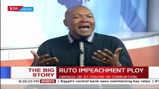 Impeaching DP William Ruto could be disastrous for Uhuru-Raila Handshake | THE BIG STORY