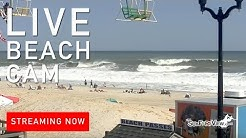 Live Surf Cam: Seaside Heights, New Jersey