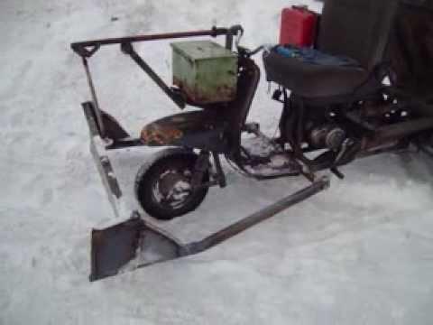 Как сделать мотоцикл муравей фото 709
