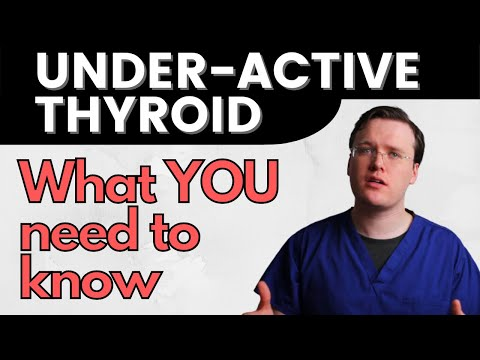 Hypothyroidism   Under-Active Thyroid   What All Patients Need to Know