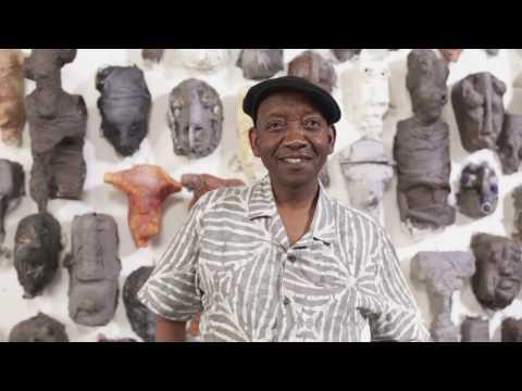 Kagiso Patrick Mautloa at 1:54 Contemporary African Art Fair | London