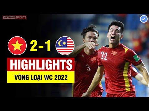 Malaysia Vietnam Goals And Highlights