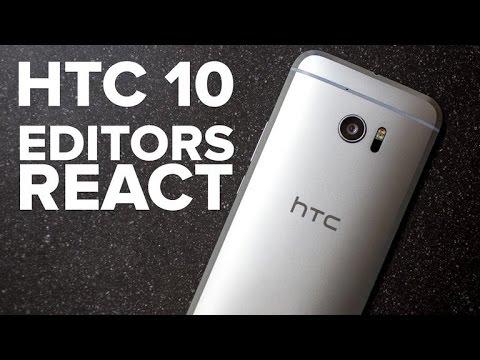 HTC 10: Editors react