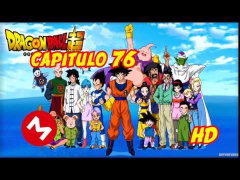Descargar DRAGON BALL SUPER HD SUB ESPAÑOL MEGA Cap 76