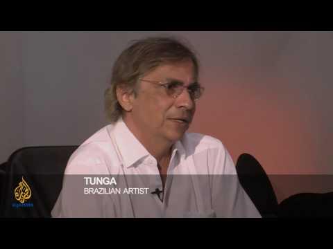 Entrevista One on One [Repórter Riz Khan, Rede Al Jazeera]