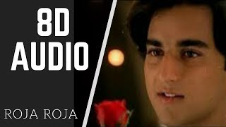 Roja Roja | kadhalar dhinam ( 1999 ) | 8D AUDIO | use headphones