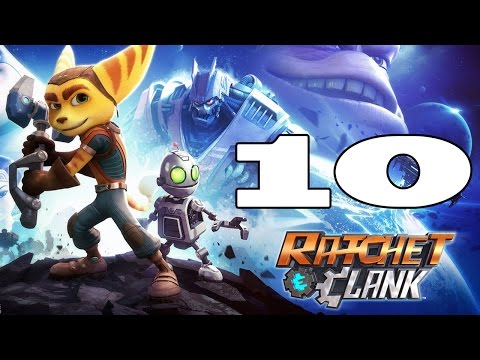 RATCHET & CLANK - Ep 10 - QUARK