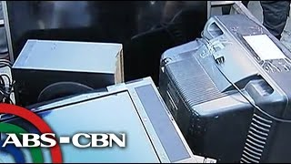 TV Patrol: TV, washing machine, ref nakumpiska sa Bilibid
