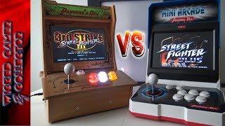 Pandora's Box Duo Screen Arcade Cabinet Ultimate Comparison