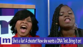 She's a Liar! A Cheater! Now she wants a DNA Test..Bring it on! | The Maury Show