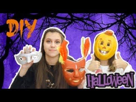 DIY Halloween - Maske