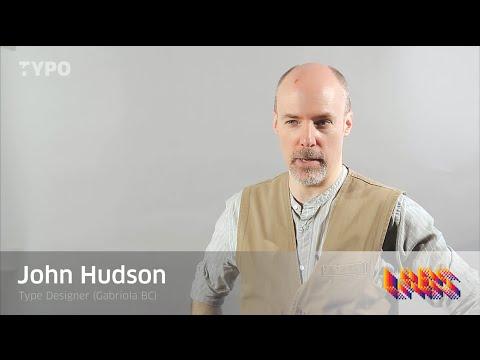 Short interview with TYPO Labs speaker John Hudson
