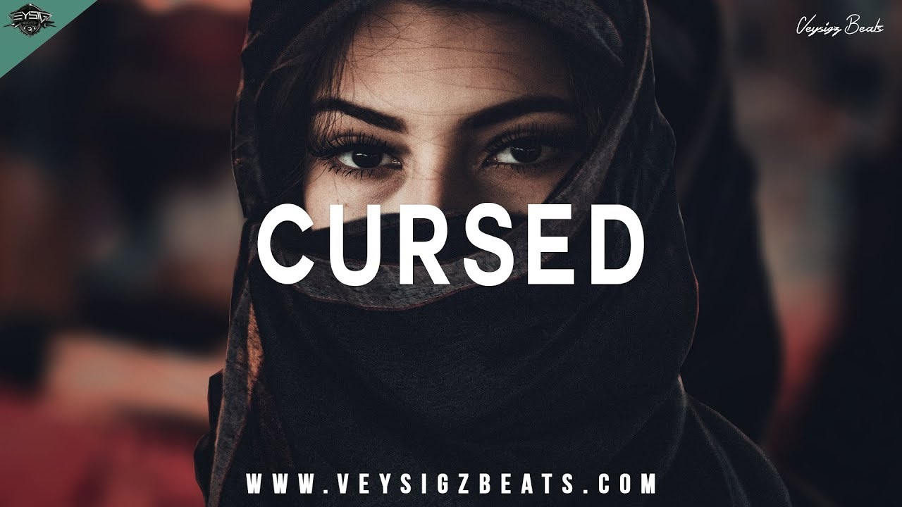 """Cursed"" - Dark Hard Rap Beat 
