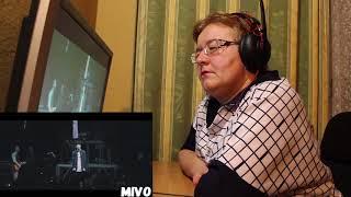 РЕАКЦИЯ МАМЫ НА [Макс Корж - Пьяный дождь]
