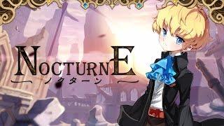 テイルズウィーバー2015年4月の新キャラクター「ノクターン(Nocturne)...