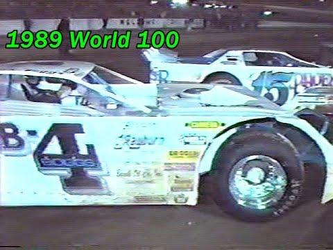 1989 World 100 at Eldora Speedway