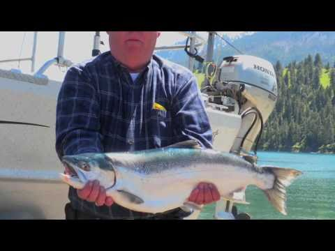 Angler West TV's Wallowa Lake World Record Kokanee