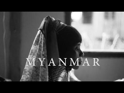 Myanmar Monsoon (Burma) - TRAVEL VIDEO