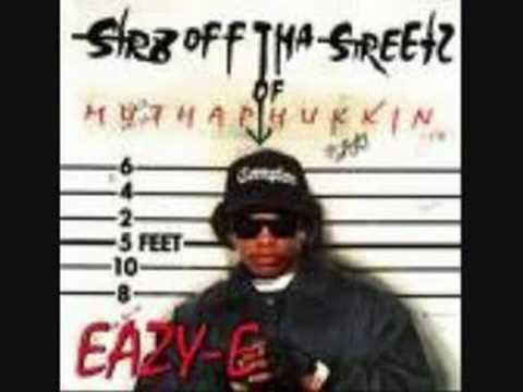 Eazy E The Boyz N The Hood