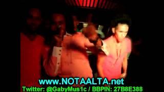 """Wilo D New Interpretando """"Dale con To & Menea Tu Chapa"""" @t Energy"""
