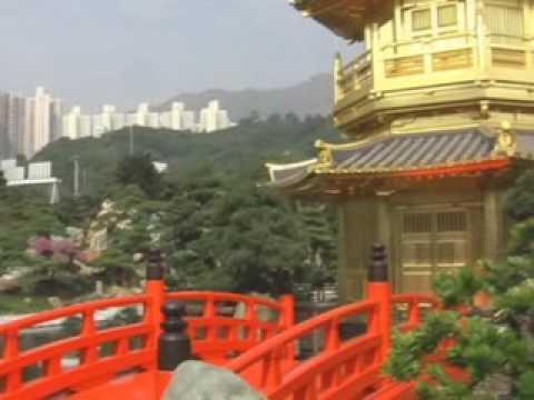 Chi Lin Nunnery and Nan Lin Gardens - Hong Kong