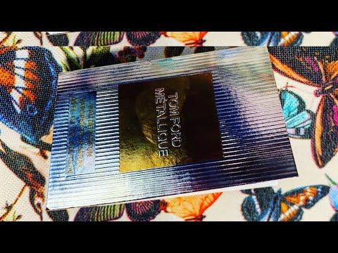 Fragrance Review Tom Ford Metallique