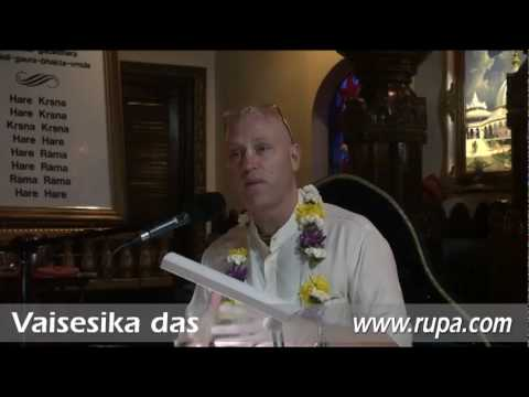 Lecture - Vaisesika das - SB 2.7.47