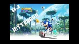 Sonic Colours - Planet Wisp Rap Beat [Improved Version]-DJ IcyTerror