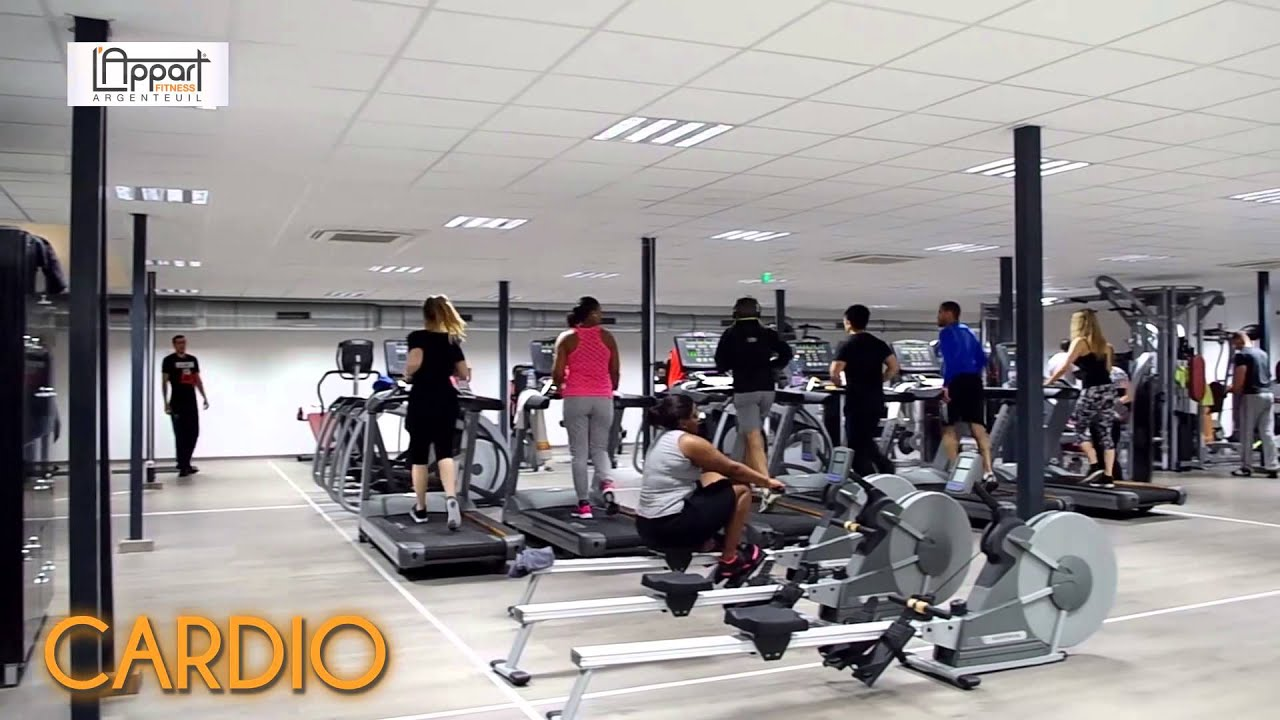 L Appart Fitness Clermont