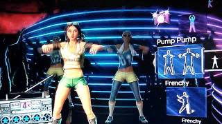 Dance Central - Push It (Easy) 5 Star Gold 100%