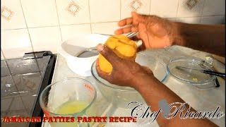 How To Making The Patty Pastry(jamaican Pastry Patty How It Make The Best )