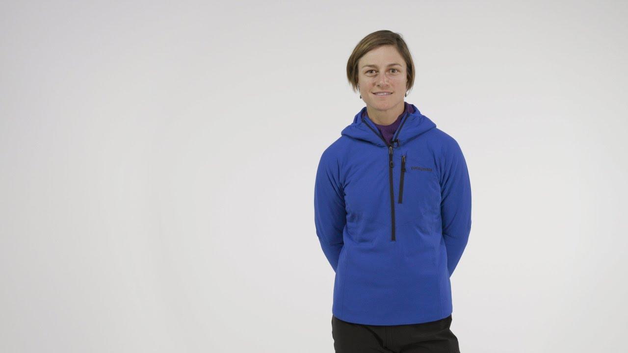90ff2df0ca Patagonia Women's Nano-Air® Light Hoody - YouTube