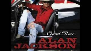 "Alan Jackson: ""Country Boy"" from GOOD TIME"