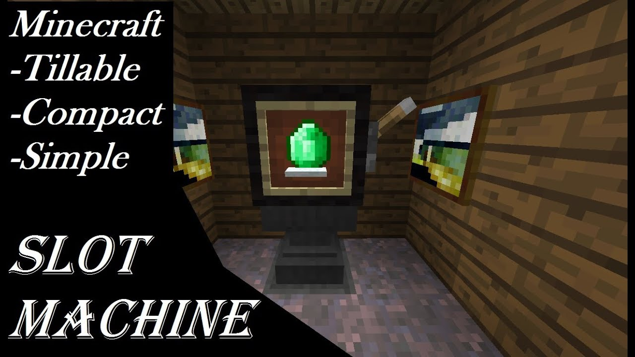 Slot machine minecraft plugin