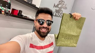 Gucci Birthday GIFT from Mystery Girl 😱