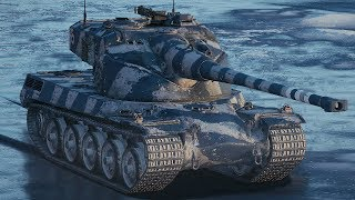 World of Tanks AMX 50 B - 8 Kills 10,6K Damage