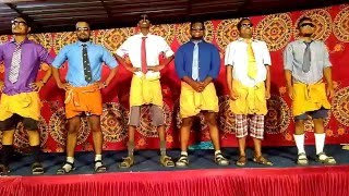 Malayalam Funny Dance Performance By Mcym Vikhroli