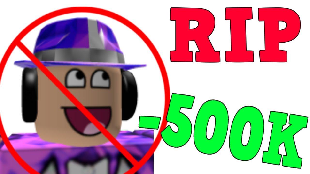 I LOST 500K VALUE...RIP