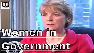 Women In Government- Martha Coakley, Caroline Heldman and Eleanor Holmes Norton