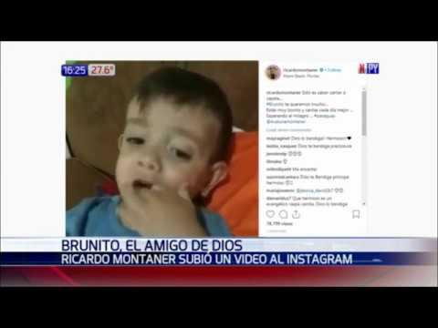 Ricardo Montaner Vuelve A Publicar Video De Brunito