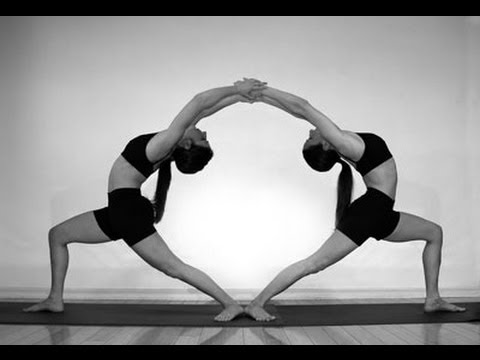 partner yoga sequence  youtube