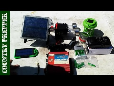 prepper-power-outage/grid-down-kit-with-solar