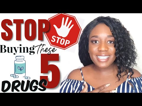 Stop Buying These 5 Things From Your Pharmacy | Dangerous | PHARMERS