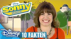 SONNY MUNROE - 10 Fakten | Disney Channel App 📱