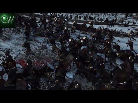 GERMANIC TRIBES VS THE ROMAN MIGHT! 3v3 Attila Battle (250 Subscriber Milestone Battle! PART 2)