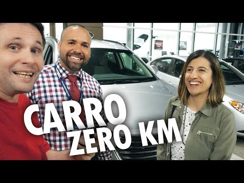 TROCAMOS NOSSO CARRO POR UM ZERO! - Carros no Canadá #3