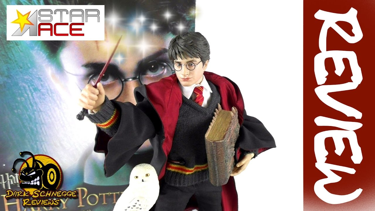 osw.zone A review of Prisoner of Azkaban Harry 1:6 from Dark Schnegge (also available in ...
